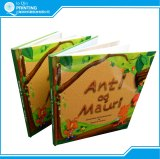 hardcover kid book printing