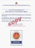 CE Certificate Fiber Cement Sandwichboard--P3