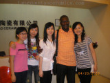 Our Tangxuantao Ceramics 2008 Clients