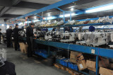 production line for 3800 series chainstitch sewing machine