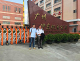 Customer visited ETON factory,build long-term business relationship