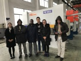 Sri Lanka clients come to China