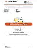 BSCI manufacture