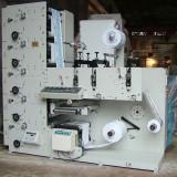 Adhesive Flexographic Printing Machine