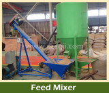 Animal feed mixer machine for chicken pig cattle