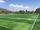 soccer field in Ecuador