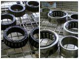 Wheel hub oil remove