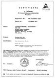 Air Body Saw CE certificate