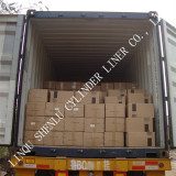 Picture of Shipment of Semi-finished cylinder liners