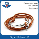 New Product/ leather Bracelet for man