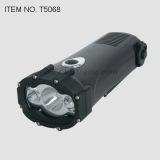 Waterproof LED Dynamo Flashlight(T5068)