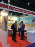 regular meeting at exhibition with Australian customer