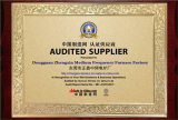 We are the SGS audited supplier in Made-in-China