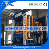 QT6-15 Hydraulic Fully Automatic Hollow Concrete Block Machine