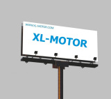 3) XL-Motor Advertisement
