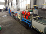 HIGH Quality PET Wire Drawing Machine for rope, broom, fishing net and protective screening