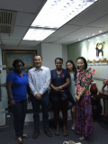 Africa Clients Visiting Office in Guangzhou and Establish Business Partership