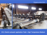 DCL Electric actuator application field---High Temperature medium