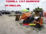 Topall Site Dumper in Abuja Nigeria 2014