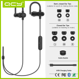 QY11 Wireless Bluetooth Headphones for Both Ears with Sweatproof