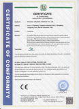 Connector CE Certifications