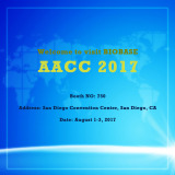 Welcome to visit BIOBASE at AACC 2017
