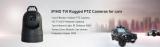 New IP/HD TVI Vehicle PTZ Dome Camera