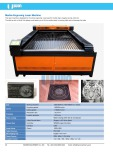 Marble Engraving Laser Machine