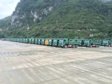 SINOTRUK exports to Vietnam exceeding 3000 vehicles this year