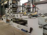 logistics label logo flexo printing machine