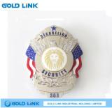 Custom Metal Badge Lapel Pin Police Badge