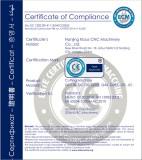 CE Certification of Shearing Machine