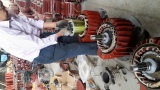 Electric Motor Assembled Workshop