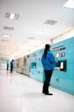Compressor cooling capacity test lab