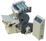 Program Control Foil Stamping and Cutting Machine