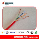 Cat5e UTP Cable with UL CE, RoHS, ISO