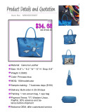 Aitbags New Genuine Leather Quotation
