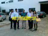 Oct19, 2012 India customers visiting