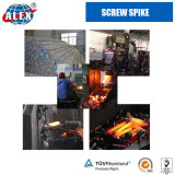 Screw spike production line