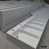 Basin manufacturing