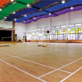 School Stadium in Singapore