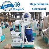 Degerminator Storeroom