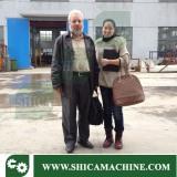 Europe client visit factory