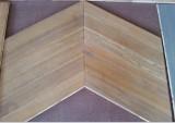 Chevron Parquet Wood Floor