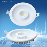 Double color aluminum COB and SMD led downlight