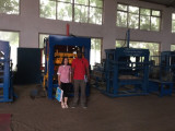 Block Making Machine Buyer From Zimbabwe