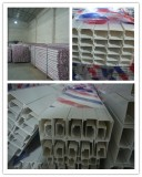 pvc trunking warehouse corner