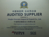 SGS audted