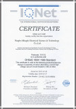 OHSAS 180001: 1999 standard for Design &assembly of indoor alternating -current high voltage vacuum circuit breaker (12KV&24KV)