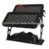 120*10W RGBW 4in1 LED Outdoor City Color Double Layers Light Nj-L120W For Stage Garden Light DJ Disc